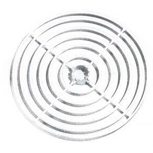 W45110P Groot grijs wiel voorkant