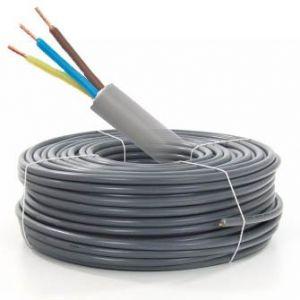 YMVK kabel. 3 x 2,5 mm2 voorbeeld