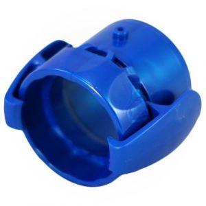 W79033P Blauwe connector T5 Duo voorkant