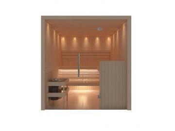 C-Quel sauna's