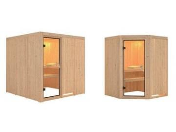 Panelen sauna's