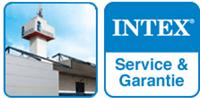 Intex garantie en service